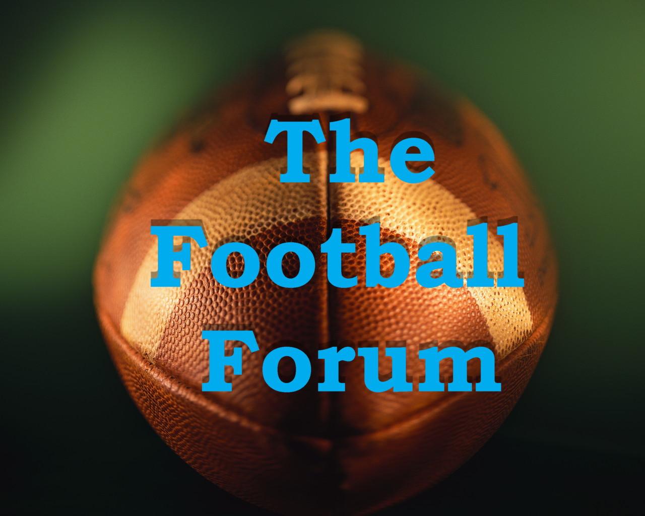 NFL Football Forum Pro Football professional football